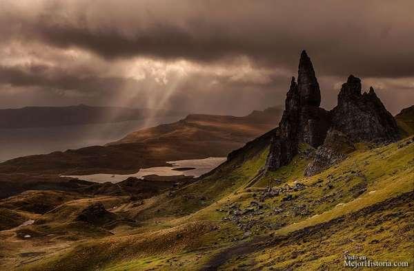 paisajes Escocia