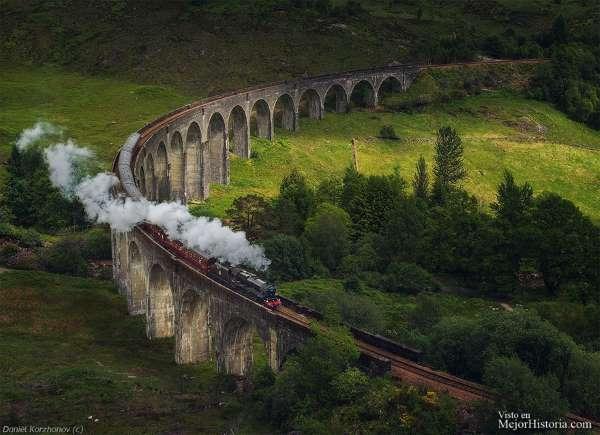 tren Harry Potter