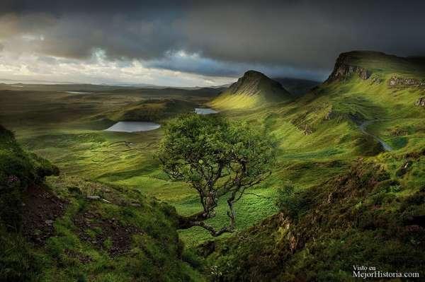 montañas Reino Unido