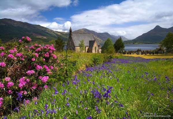paisajes Reino Unido