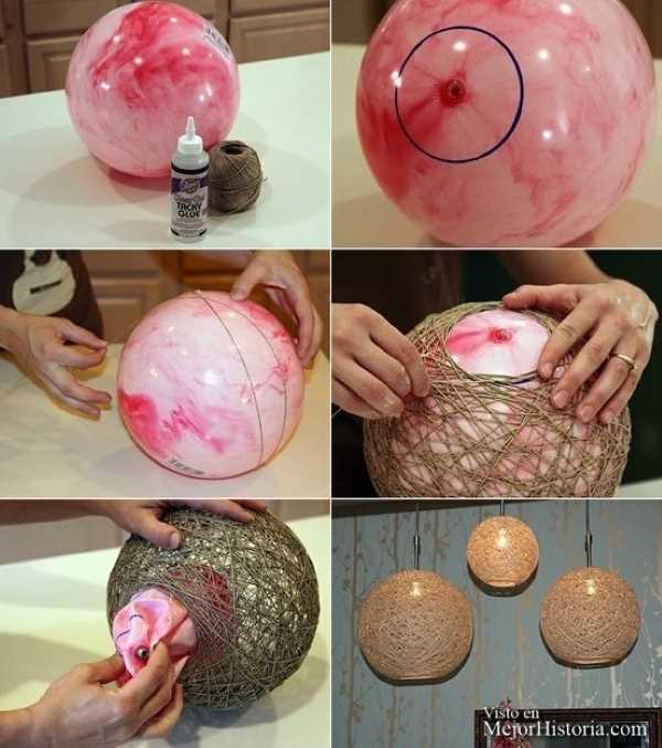arte en globos